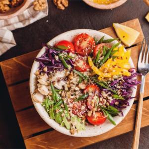 Benefícios dos alimentos orgâncios